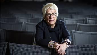 Carla Del Ponte fordert eine rasche Verhandlungslösung in Syrien. Chris Iseli
