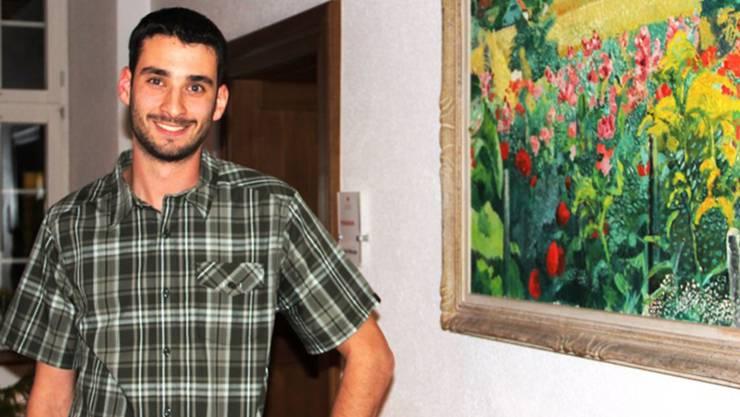 Gian-Andrea Lombris wird neuer Forstmeister beim grössten Waldbesitzer des Kantons Solothurn.