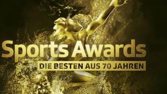 An den diesjährigen Sports Awards gibt es das Beste aus 70 Jahren Schweizer Sport