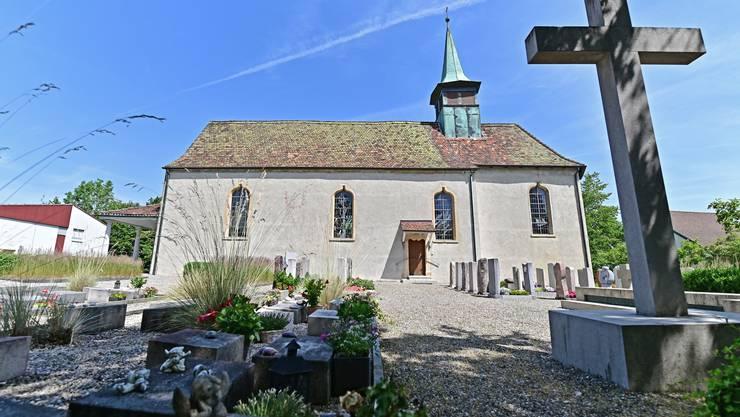 Die christkatholische Kirche in Starrkirch-Wil wird derzeit kaum genutzt.
