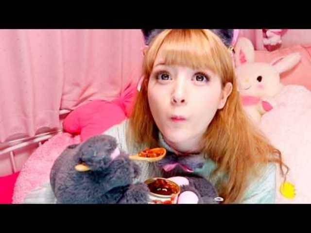 Weil sie so gerne Büsi hat: «Venus Angelic» isst Katzenfutter