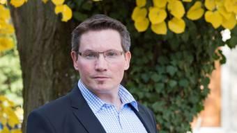 Jean-Pierre Leutwyler will am 22. November als Parteiloser in den Badener Stadtrat gewählt werden.