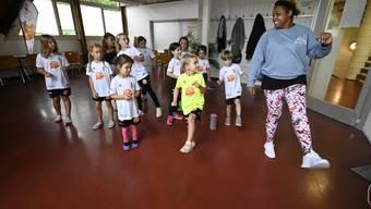 Joujoux Dance Camp im Lindenhaus