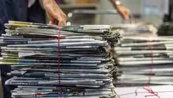 Pascal Ritter: «Im Altpapier sind Neuigkeiten versteckt. Gesellschaftlicher Wandel zeigt sich.» (Archivbild)