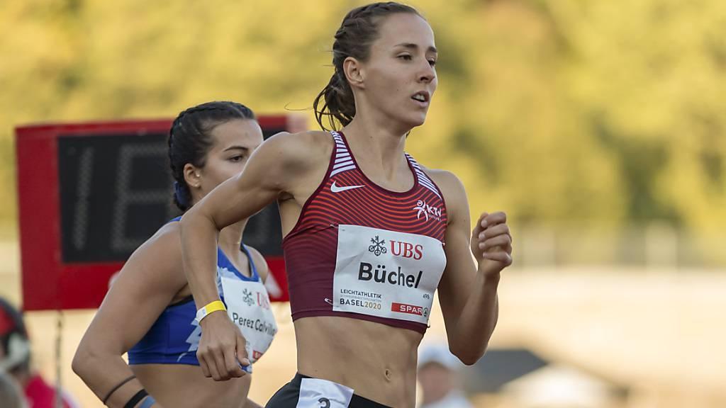 Selina Rutz-Büchel verpasst die Olympischen Spiele