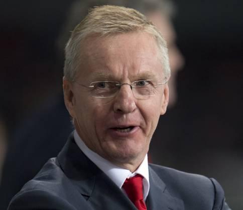 Kari Jalonen führt den SC Bern erfolgreich.