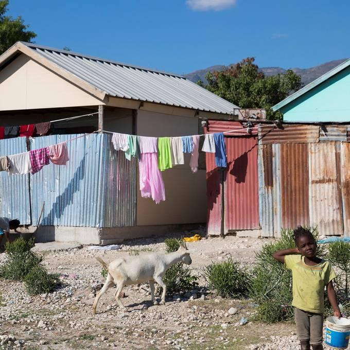 Rückblick: Katastrophe in Haiti