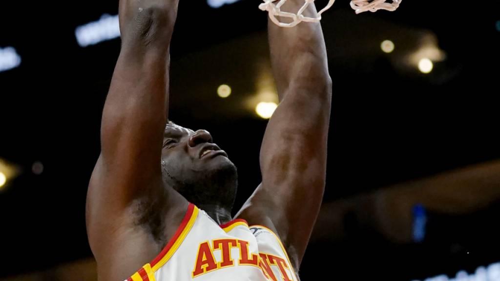 Capela: «Ich bleibe in Atlanta, weil ich gewinnen will»
