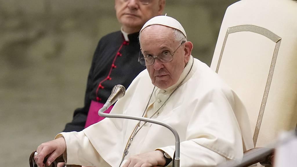 Papst reist doch nicht zu Klimagipfel COP26