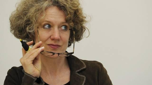 Die Zürcher Stadtpräsidentin Corine Mauch (Archiv)