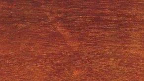 Ein Beispiel für Sipo-Holz aus Westafrika.