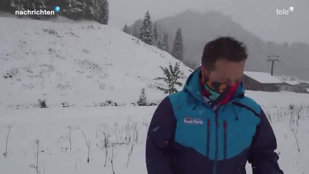 Skigebiete wollen Schlauch statt Maske