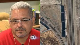 José Barrera flehte Google an, das Bild seines toten Sohnes zu entfernen