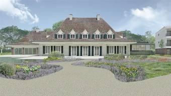 An der Grundstruktur der alten Villa soll sich nicht viel ändern, am Innenleben allerdings schon.