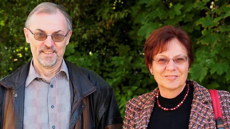 Eugen Busslinger wird inskünftig Ansprechperson für Informationen und das Pressewesen sein, und Margrit Huber wird den Kulturverein Forum in Zukunft führen.