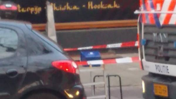 Drogenkrieg in Amsterdam: Vor dieser Schischa-Bar fand der Bar-Besitzer einen abgetrennten Kopf