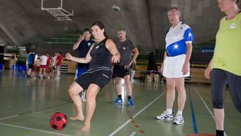 Kantonsratsausflug 2011 ins CIS-Sportzentrum