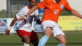 Oranje auf WM-Kurs