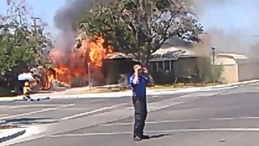 Heftigstes Beben seit 20 Jahren erschüttert Kalifornien