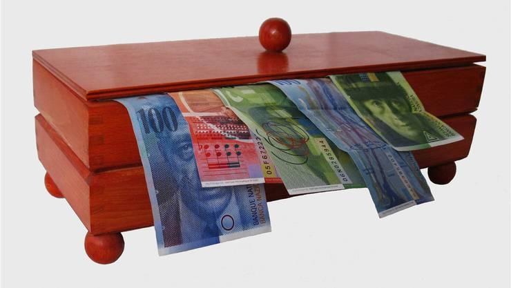 Solothurn erhält mehr aus dem Topf des Finanzausgleich.