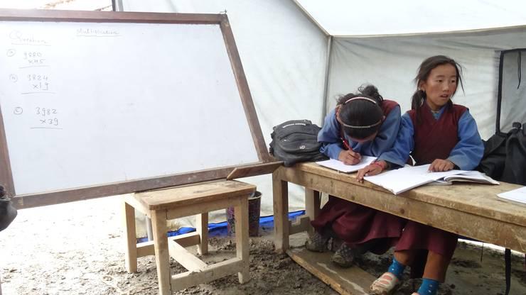 Im nächsten Jahr soll eine neue Schule für die Kinder in Namdo gebaut werden.