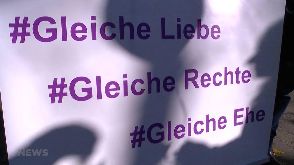 Gottfried Locher ist für gleichgeschlechtliche Ehe
