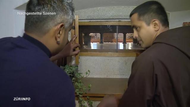 Olten: Plünderung durch Mönche verhinder