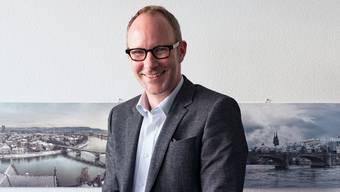 Daniel Egloff ist seit 2001 Direktor von Basel Tourismus. (Archiv)