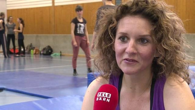 Einzige Berner Zirkusschule
