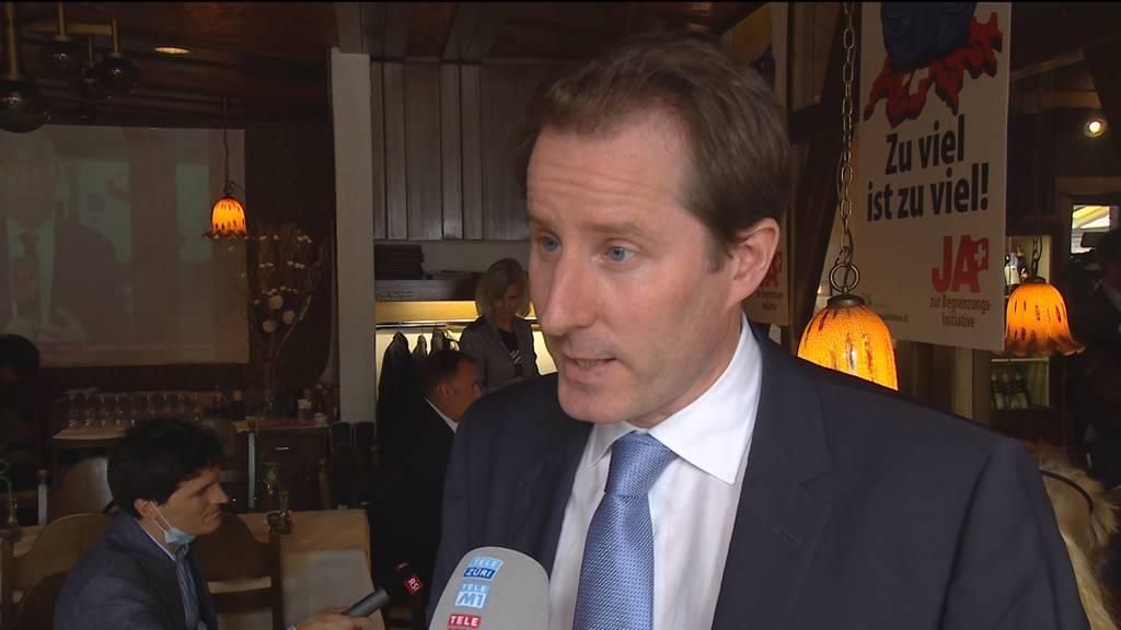 Abstimmungsverlierer SVP: «Die bürgerliche Zusammenarbeit muss verbessert werden»