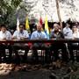 Führende Vertreter von Brasilien, Bolivien, Kolumbien, Ecuador, Guyana, Surinam und Peru wollen Massnahmen zum Schutz des Regenwaldes im Amazonas bündeln.