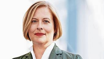 Neue Wesco-Geschäftsführerin: Irina A. Leutwyler.