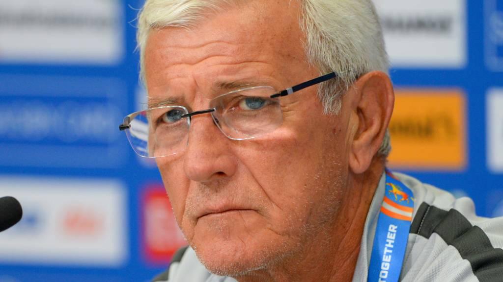 Lippi als chinesischer Nationaltrainer zurückgetreten