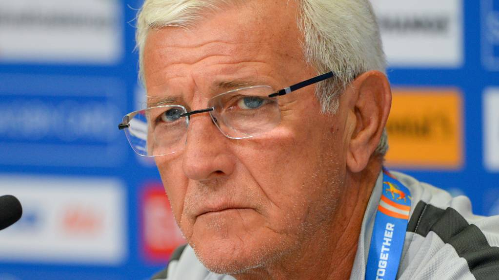 Marcello Lippi ist nicht mehr chinesischer Nationaltrainer