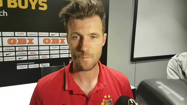 FC Basel Trainer Wicky nach Young Boys Match