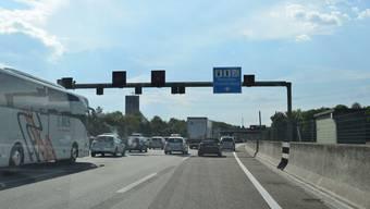 A18 Baustelle Schänzli
