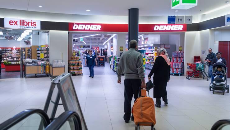Die Denner-Kundschaft verlagert sich in urbane Gebiete.