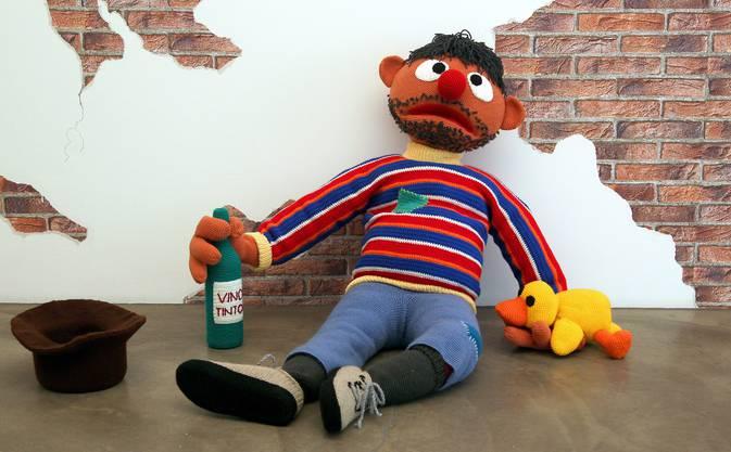 Ernie obdachlos