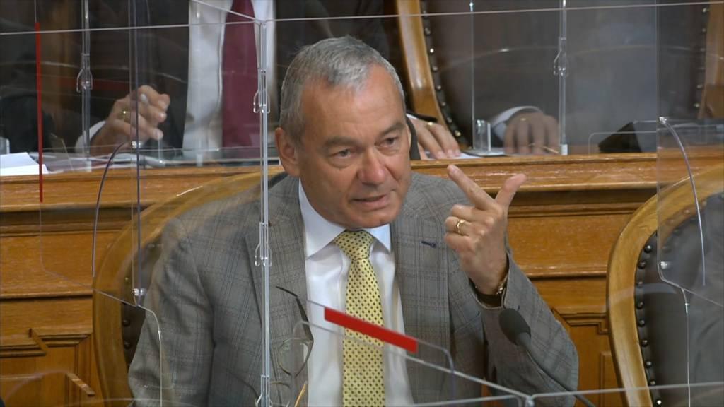 Covid-19-Gesetz: Bürgerliche Ständeräte fordern Umdenken vom Bundesrat
