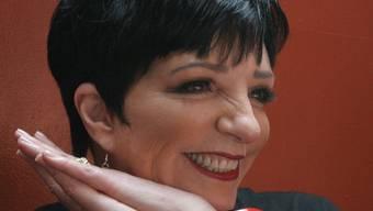 Schwärmt für Lady Gaga: Weltstar Liza Minelli (Archiv)