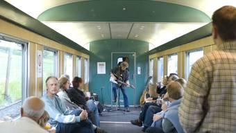 Bluestrain muss in Baden abgesagt werden