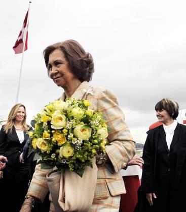 Königin Sofia.