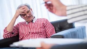 Die physische Nähe zum Therapeuten ermöglicht eine vertrauliche Beziehung, die es braucht für eine erfolgreiche Therapie.