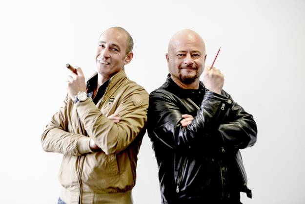 Die Gastrokolumne: Für die bz testen Romeo Brodmann und Frank Lorenz Gastronomie-Lokale in der Grossregion Basel.