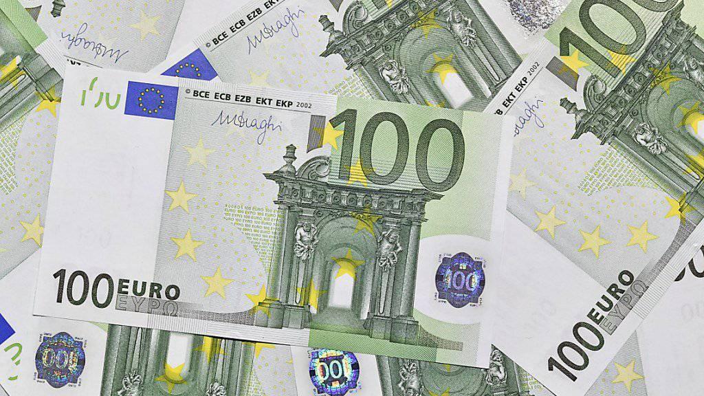 Die Eurozone soll reformiert werden: Die EU-Kommission hat am Mittwoch in Brüssel vorgeschlagen, einen EU-Finanzminister einzusetzen und einen Europäischen Währungsfonds ins Leben zu rufen. (Archiv)