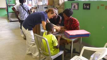 Aargauer Paar für 1 Jahr auf Haiti