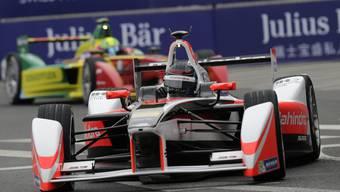 Formel E in Peking.