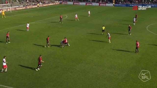 Challenge League 2018/19, 10. Runde, FC Aarau - FC Winterthur, 1:1, Elsad Zverotic