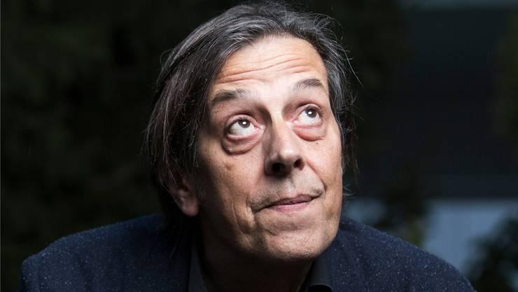 Schriftsteller Pedro Lenz.