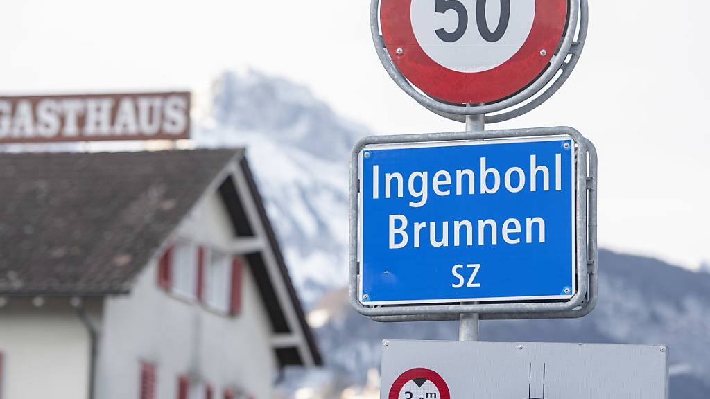 Verwirrungspotenzial: Die Gemeinde Ingenbohl mit dem Ortsteil Brunnen (Archivbild)